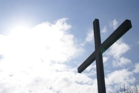 Cross and clouds - Credit: freefotouk - http://www.flickr.com/photos/freefoto/3441325117/